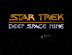 Star Trek Deep Space Nine Logo