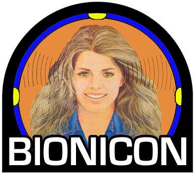 Bionicon 1.0 - Six Million Dollar Man and Bionic Woman