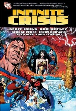 Cover for Infinite Crisis (Collections) #1 (2006)