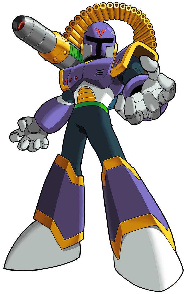 Megaman X  D-ARTS Mhx_vilestand