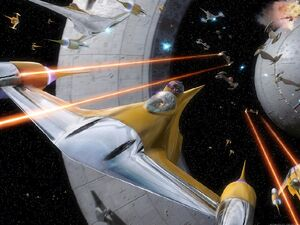 Space Battle of Naboo