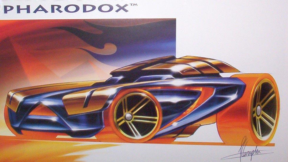Pharodox hot wheels wiki