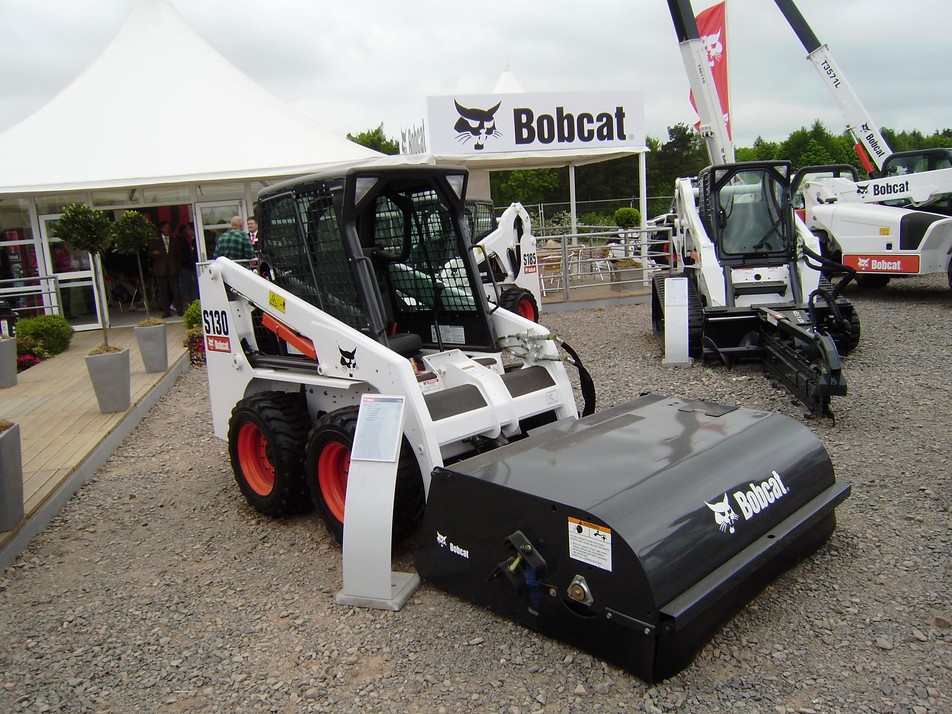 Bobcat Tractor Amp Construction Plant Wiki The Classic