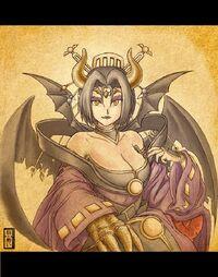Lilithmon (Digital Hyuga Chronicles) - Fan Fiction Wiki ...