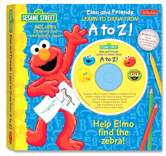 Learn How to Draw Big Bird from Sesame Street (Sesame ...