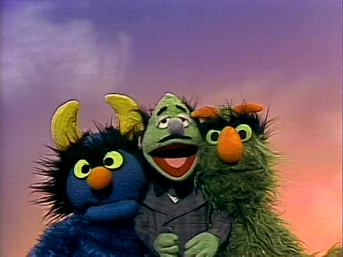 Beautiful Day Monster Muppet - Secret Places Images ...