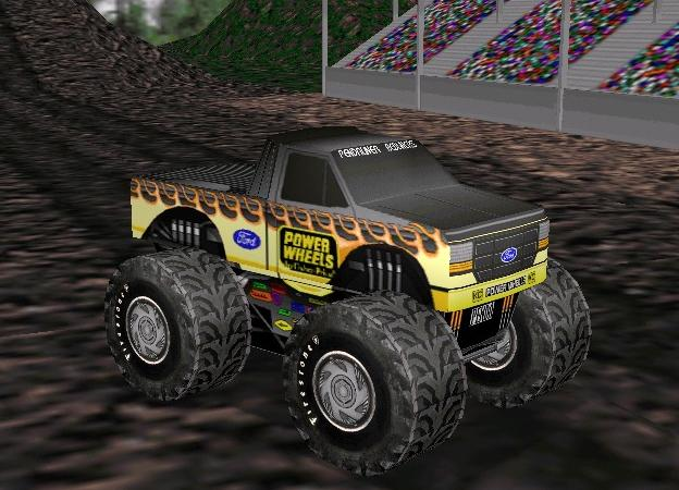 Pw Monster Truck Madness Full Download [PC]