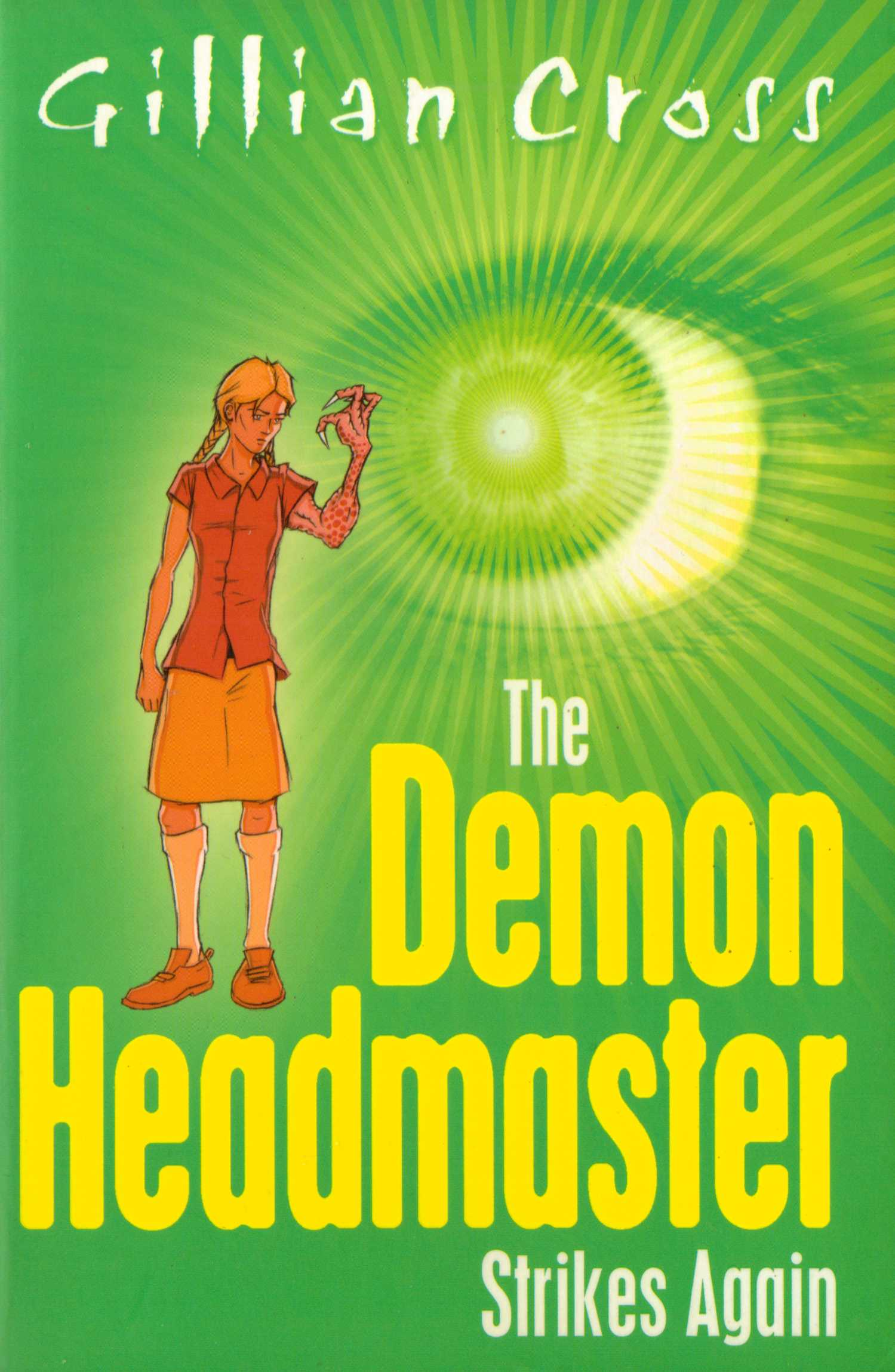 The demon headmaster strikes again demon headmaster book 04