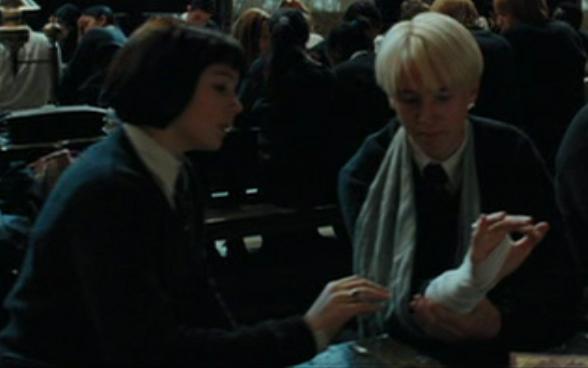 Pansy Parkinson - Harry Potter Wiki