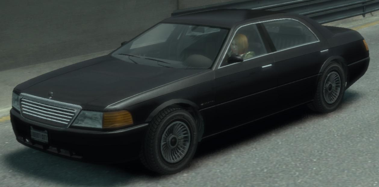 Best Four Door Car In Gta