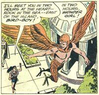 Birdboy (Wingo)