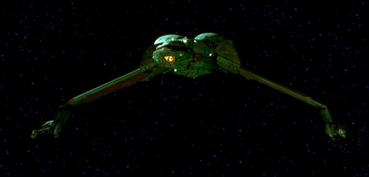 Saw the new Star Trek movie Klingon_Bird-of-Prey