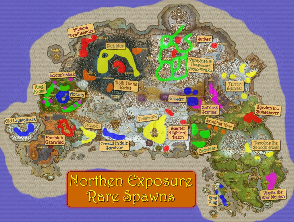 how to get to northrend from pandaria