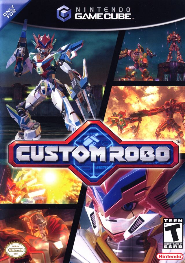 Custom Robo: Battle Revolution
