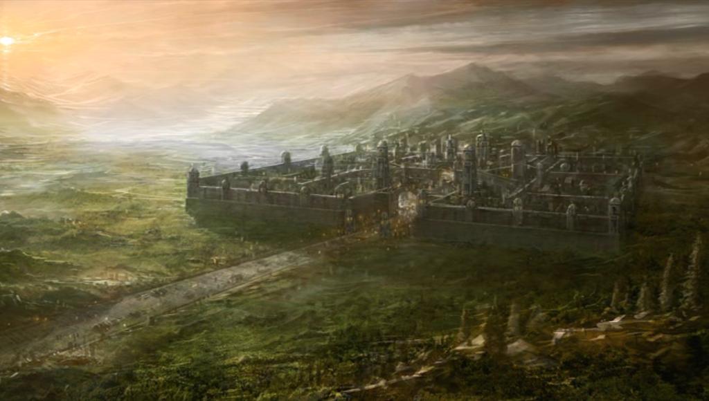 Amélioration de la section RP de l'Arnor Arthedain's_capital