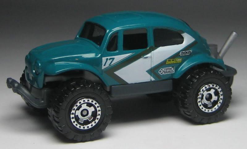 Volkswagen Beetle 4x4 (2006) - Matchbox Cars Wiki