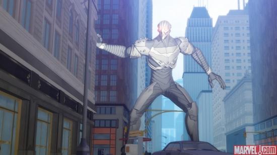 Ultimo Iron Man Armored Adventures Wiki