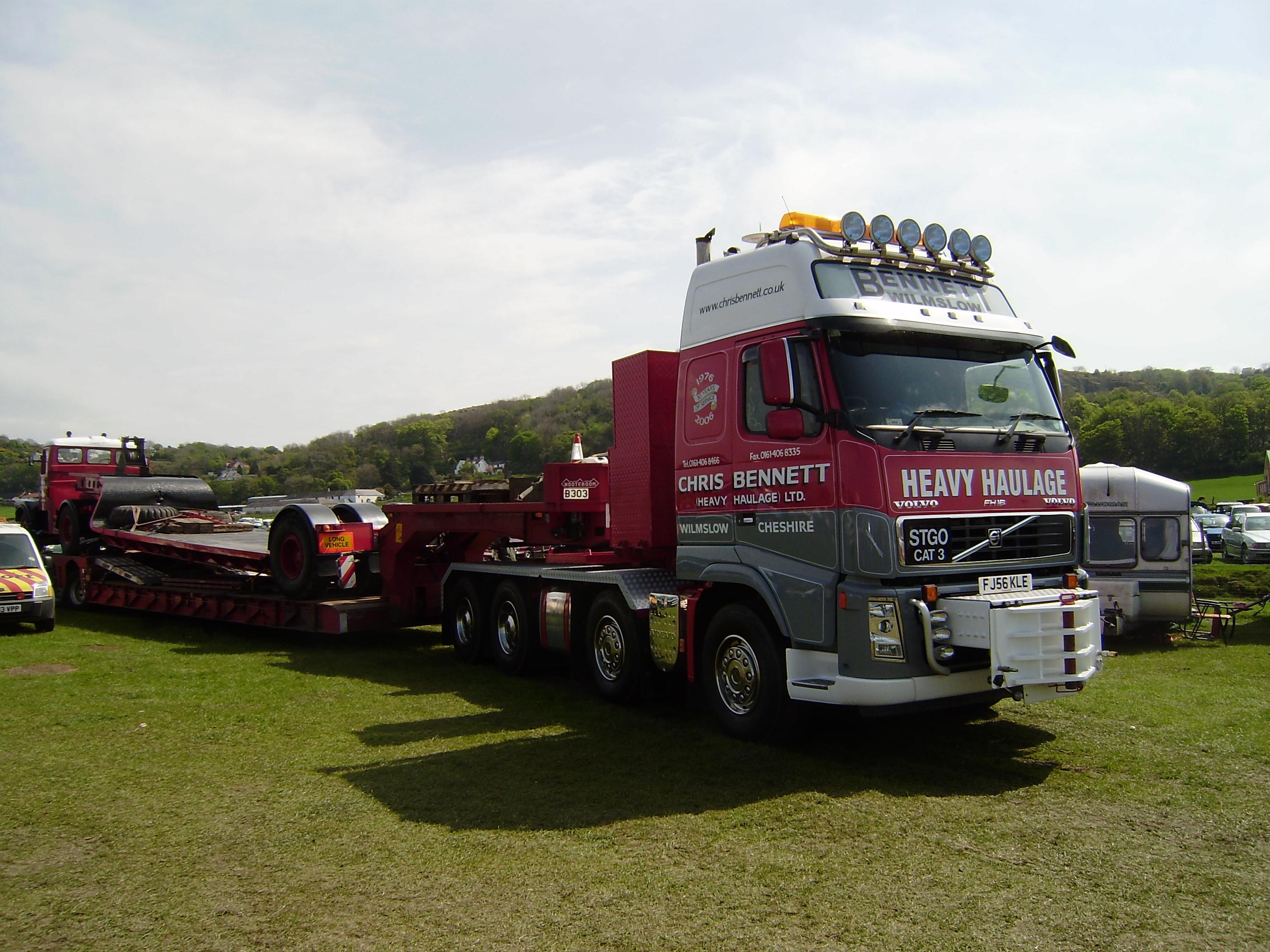 Chris Bennett - Tractor  U0026 Construction Plant Wiki