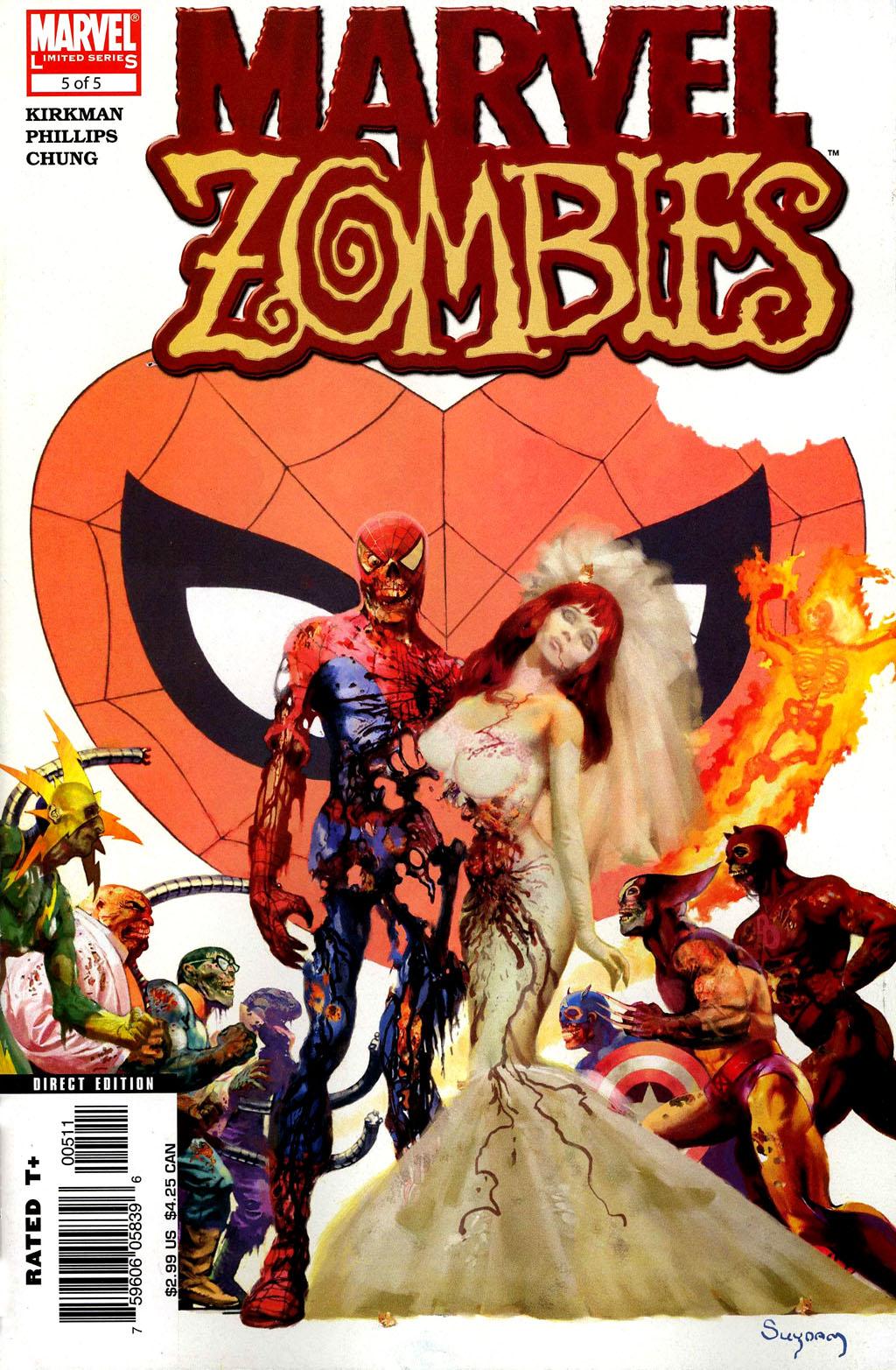 Marvel zombies vol 1 5 marvel comics database - Marvel spiderman comics pdf ...