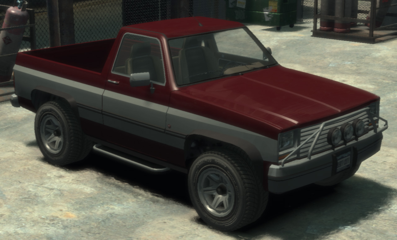 Rancher - GTA Wiki, the Grand Theft Auto Wiki - GTA IV ...