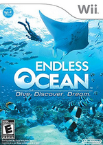 Endless Ocean Coverart