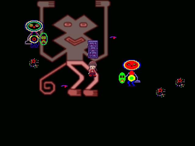 Yume Nikki [RPG/ Horreur] Statueworld