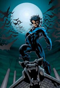 "Nightwing (Richard John ""Dick"" Grayson)"