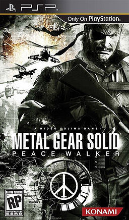 256px-Metal Gear Solid Peace Walker Cover Art