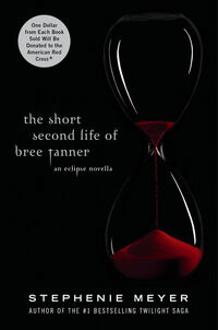 The Short Life of Bree Tanner Cover