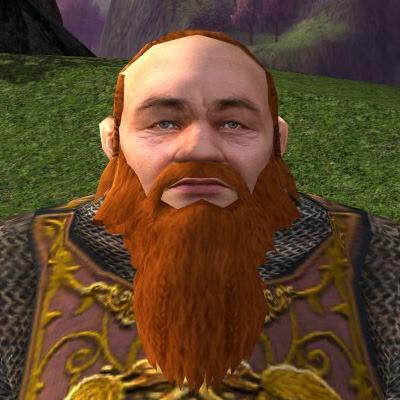 DwarfKindShortHairThinBeardFront thumb