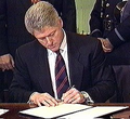 Billclintonwriting