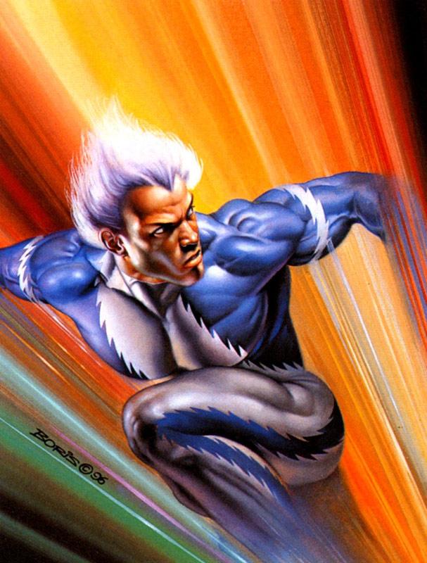Quicksilver X Men Comic Quicksilver - X-Men Wi...