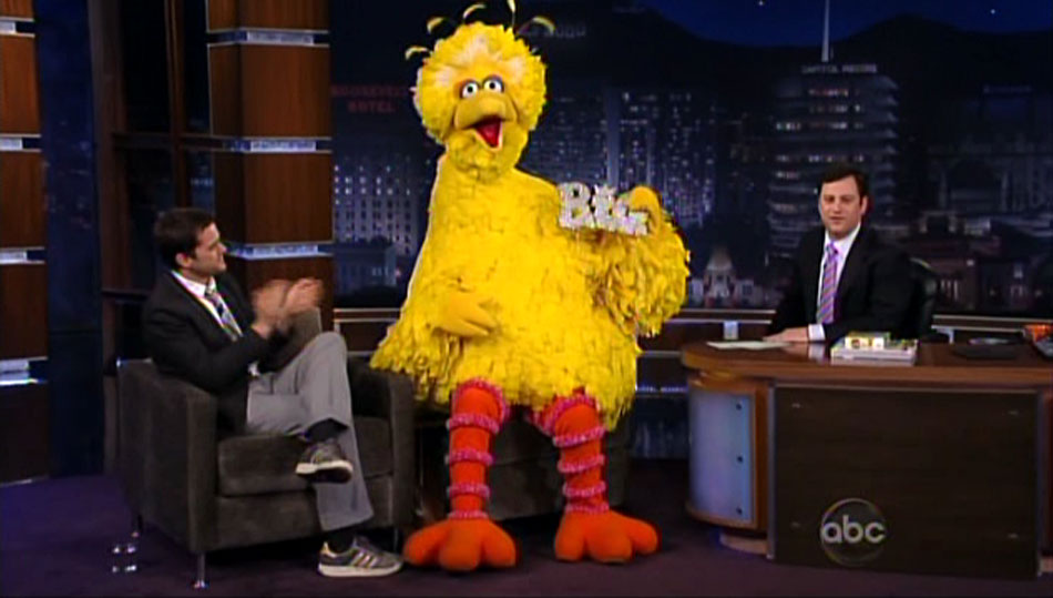 Jimmy Kimmel Live - Muppet Wiki
