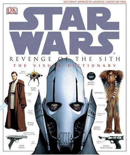 revenge of the sith visual dictionary alien cyborg