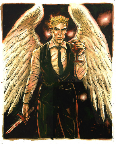 Lucifer Morningstar