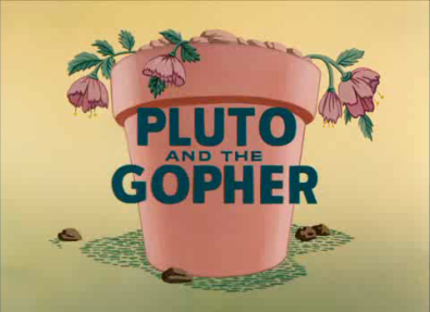 Pluto and the Gopher - Have a laugh! Wiki