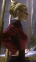 Blonde ds9 crewman 2369