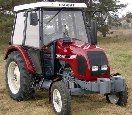 escort 355 tractor hp