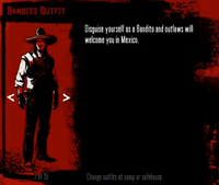 Bandito Outfit - Red Dead Redemption Wiki