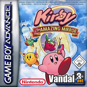 kirby y el laberinto de los espejos kirbypedia la kirby wiki. Black Bedroom Furniture Sets. Home Design Ideas