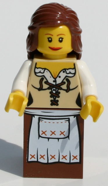 Peasant brickipedia the lego wiki - Knights of the round table lego ...