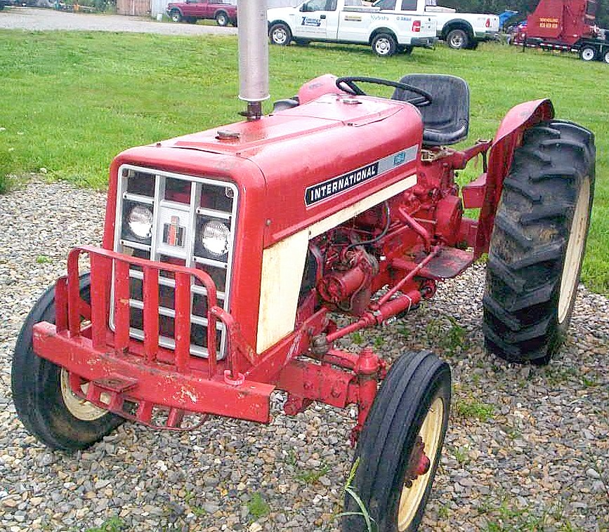 3 Cylinder International Tractor Parts : International tractor construction plant wiki