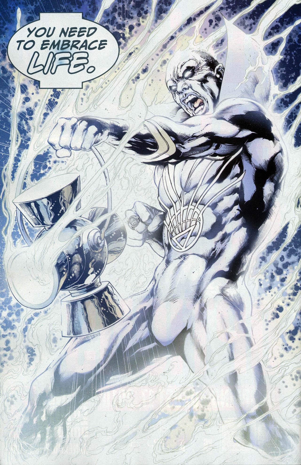 Image - White Lantern Deadman jpg - Batman Wiki