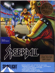 Speedball portada