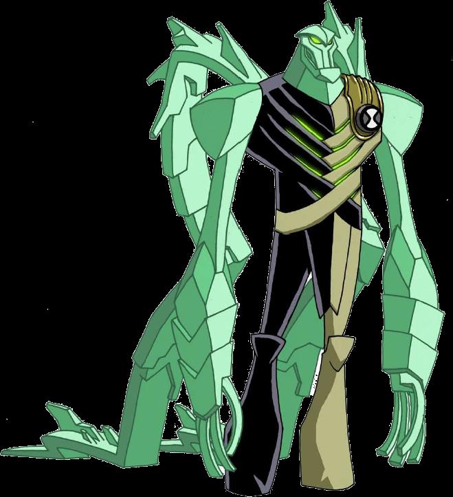 Taedenite  Alien  - Be...