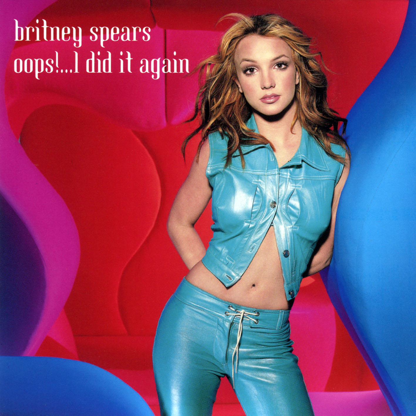 Oops i did it again song