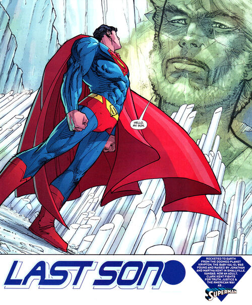 Kingdom Comics Free Comic Book Day: Superman: Last Son