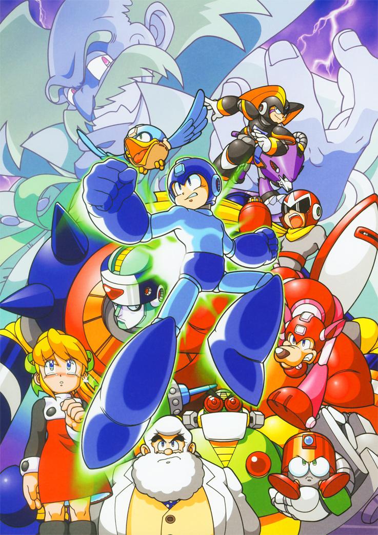 Megaman Serie