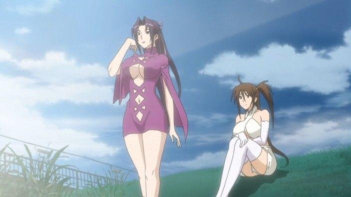 Sekirei12 81Sekirei Minato And Homura