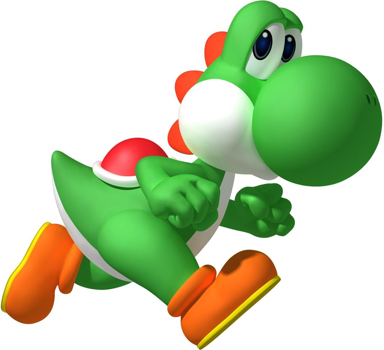 La Leyenda del Corazon del Valor (basada en The Legend of Zelda) Yoshi